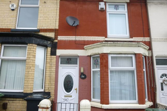 Briardale Rd, Tranmere, Wirral CH42