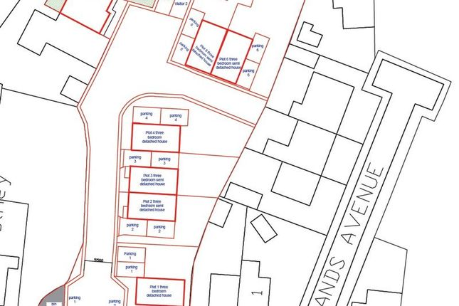 Thumbnail Land for sale in Common Lane, Upton, Pontefract