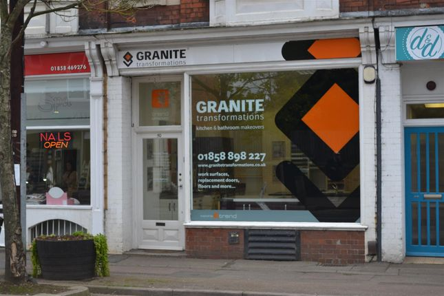 Thumbnail Retail premises to let in St. Marys Road, Market Harborough