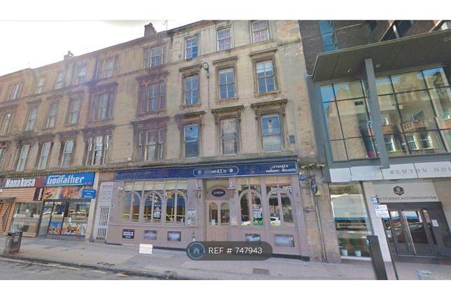 Thumbnail Flat to rent in Sauchiehall Street, Glasgow