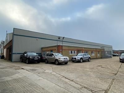 Thumbnail Light industrial to let in Beta Centre, Units B & C, Bone Lane, Newbury, Berkshire