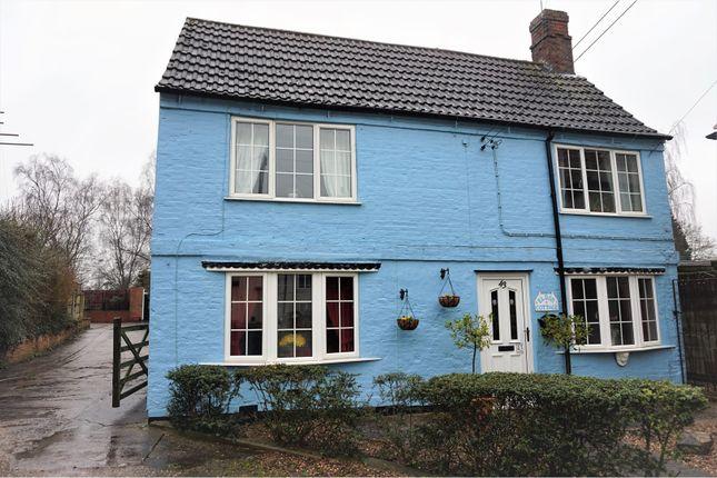 Thumbnail Cottage for sale in Eldon Street, Tuxford (Newark)