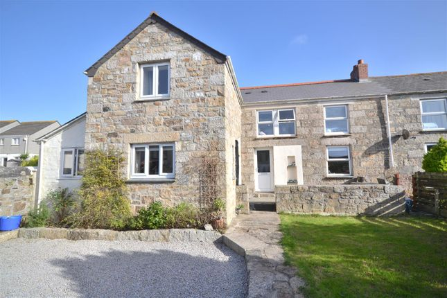Thumbnail End terrace house for sale in Godolphin Road, Helston