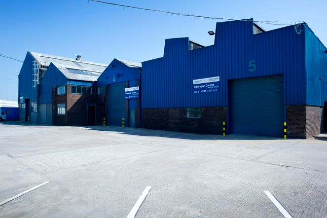Thumbnail Industrial to let in Bewsey Road, Warrington