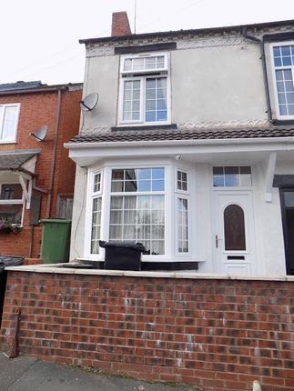 Thumbnail Terraced house to rent in Stourbridge, West Midlands