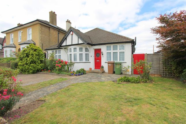 Thumbnail Detached bungalow for sale in Clarence Road, Wallington