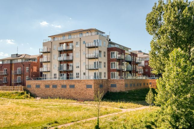 Thumbnail Flat for sale in Kingfisher Close, Warwick