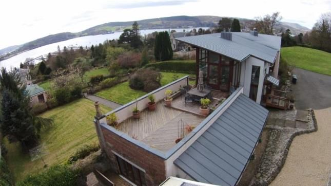 Thumbnail Detached house for sale in Glenarn Road, Rhu, Argyll And Bute
