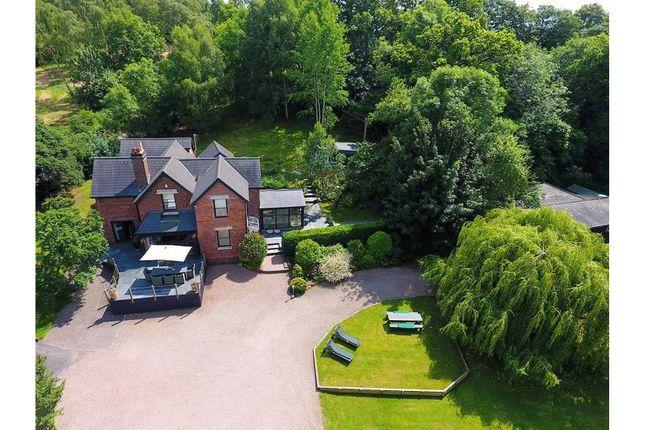Aerial View of Drakelow Lane, Wolverley, Kidderminster DY11