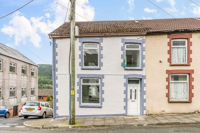 3 bed detached house for sale in Maddox Street, Blaenclydach, Tonypandy CF40