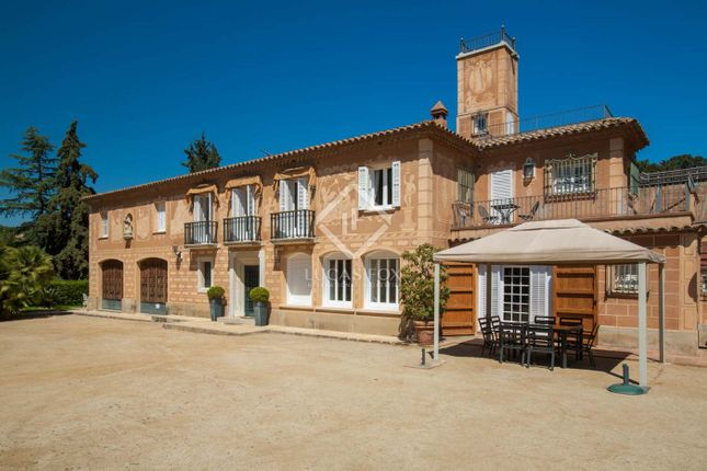Thumbnail Villa for sale in Spain, Barcelona North Coast (Maresme), Alella, Mrs6274