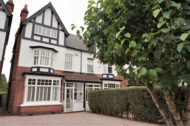 Thumbnail Semi-detached house for sale in Station Road, Sutton Coldfield