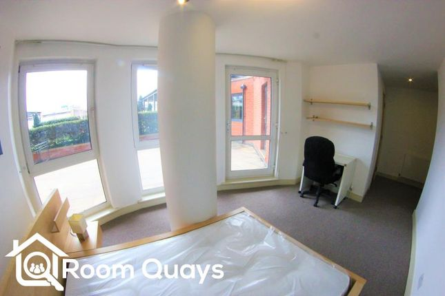 Thumbnail Shared accommodation to rent in Arnhem Place, London