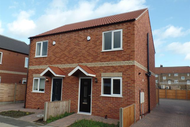 Thumbnail Semi-detached house for sale in Queen Mary Road, Lincoln