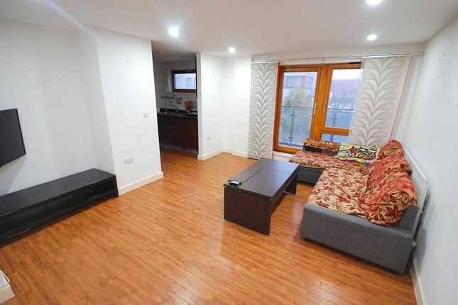Thumbnail Flat to rent in Comstock Court, Atlip Road, Wembley, Middlesex