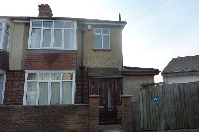 Thumbnail Property to rent in Chestnut Avenue, Southsea