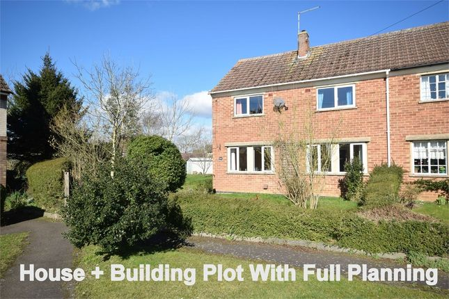 3 bed semi-detached house for sale in Salcey Avenue, Hartwell, Northampton