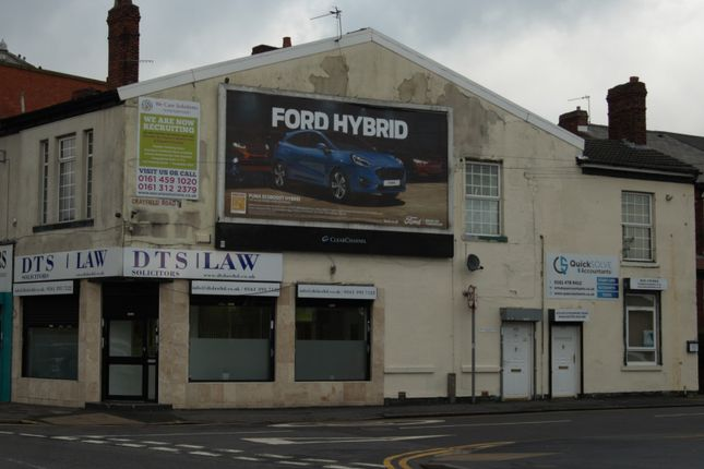 Thumbnail Office for sale in Crayfield Road, Levenshulme, Manchester