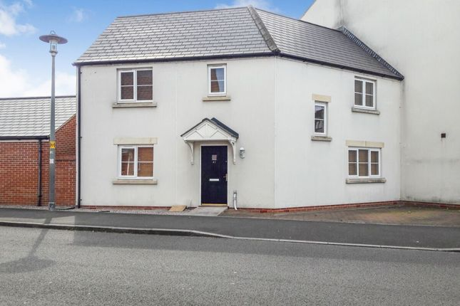 Thumbnail Semi-detached house to rent in Finisterre Parade, Portishead, Bristol