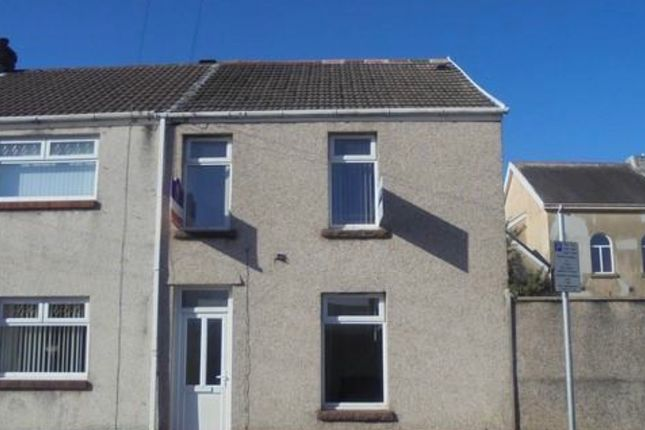 Thumbnail Terraced house to rent in Hill Street, Swansea