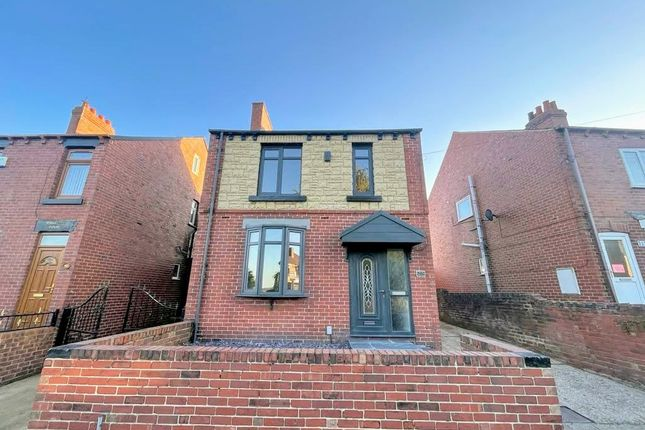 4 bed detached house for sale in Summer Lane, Wombwell, Barnsley, South Yorkshire S73