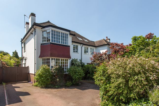 Thumbnail Semi-detached house for sale in Brookway, Blackheath, London