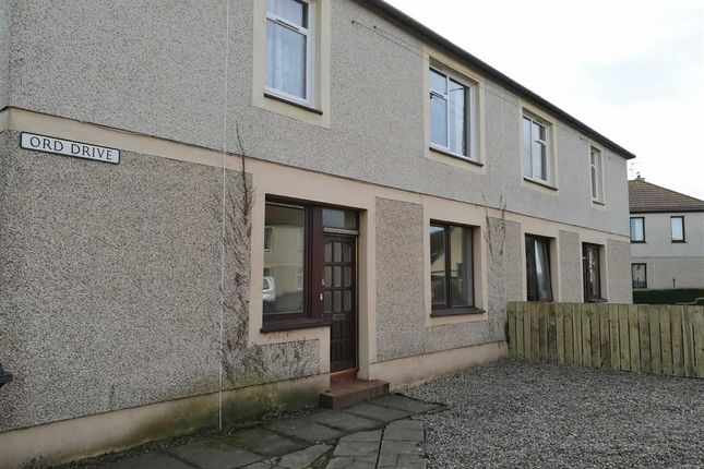 Thumbnail Flat to rent in Ord Drive, Tweedmouth, Berwick-Upon-Tweed