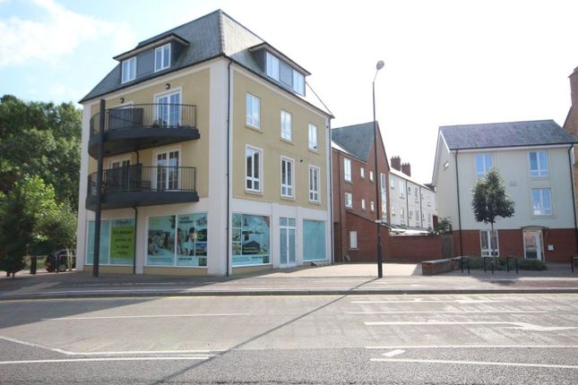 Thumbnail Flat for sale in Old Station Way, Yeovil