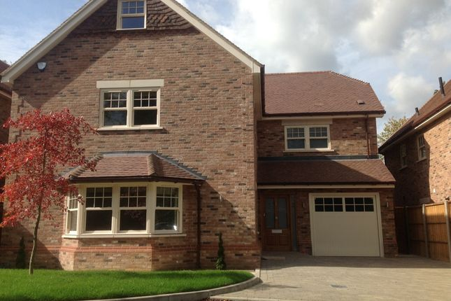 Thumbnail Detached house to rent in West Way, Harpenden