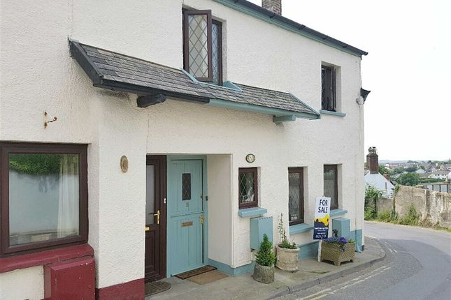 Thumbnail Terraced house for sale in North Down Road, Braunton