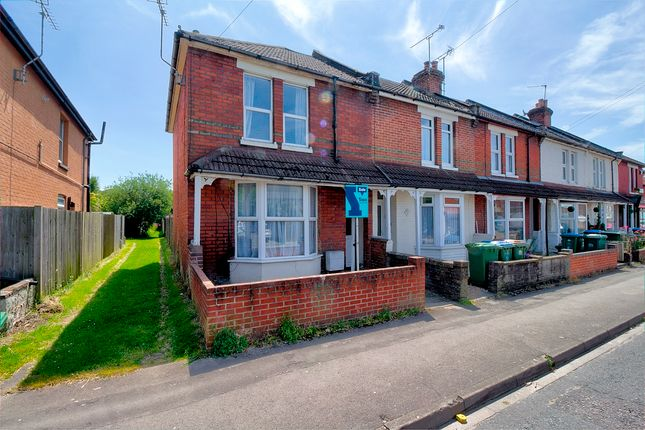 Thumbnail End terrace house for sale in English Road, Southampton