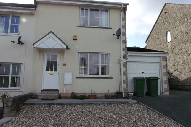 Thumbnail Semi-detached house to rent in Deacons Green, Tavistock