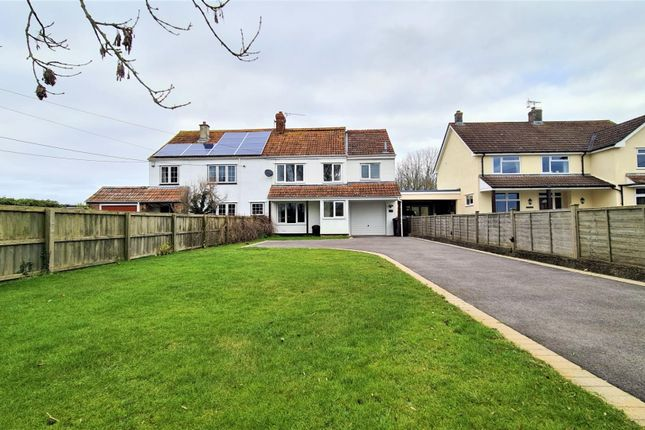 Thumbnail Property for sale in Walrow, Highbridge