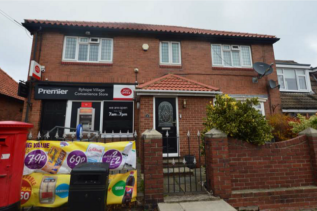 Thumbnail Retail premises for sale in 18 The Village, Tyne And Wear