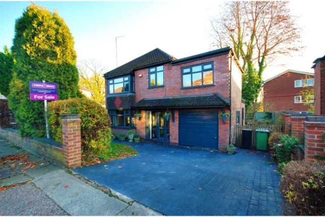 Thumbnail Detached house for sale in St. Martins Avenue, Heaton Norris
