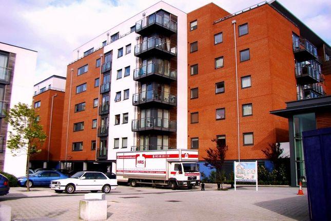 Thumbnail Flat for sale in Channel Way, Ocean Village, Southampton, Hampshire