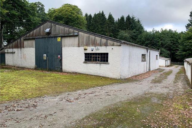 Thumbnail Warehouse to let in Workshop, Castle Fraser, Inverurie