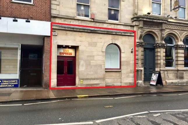 Thumbnail Retail premises to let in 54 High Street, Grantham, High Street, Grantham