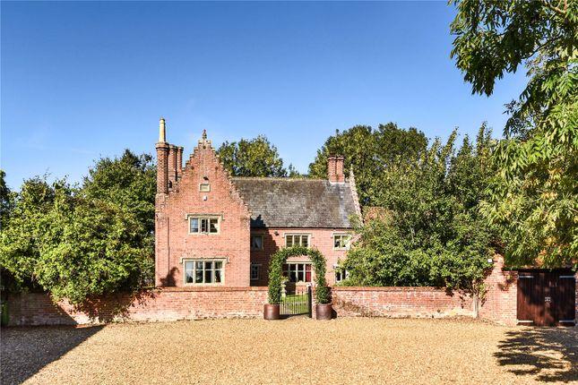 Thumbnail Detached house for sale in Jordan Lane, Nr Reepham, Norfolk