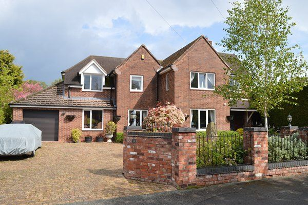 Detached house for sale in Buntingsdale Park, Tern Hill