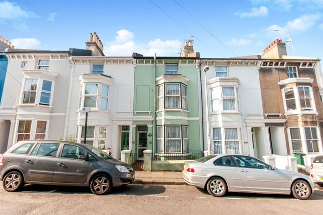 Thumbnail Terraced house for sale in Stanley Road, Brighton