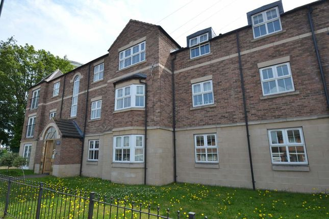 Thumbnail Flat to rent in Church Lane, Bessacarr, Doncaster