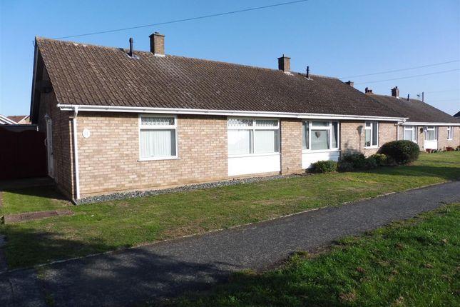 Thumbnail Bungalow to rent in Peterborough Road, Farcet, Peterborough