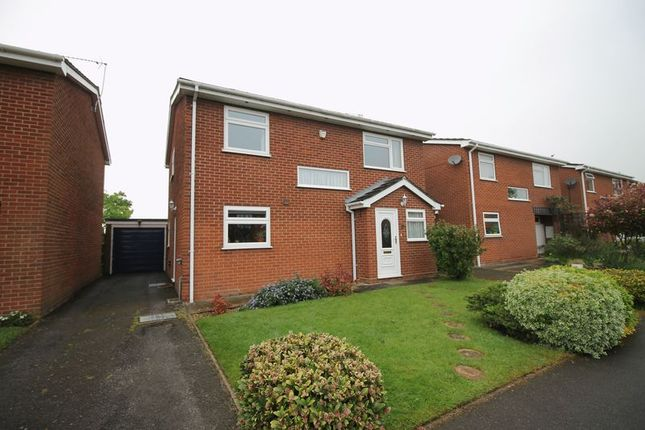 Thumbnail Detached house for sale in The Osiers, Buckden, Huntingdon, Cambridgeshire