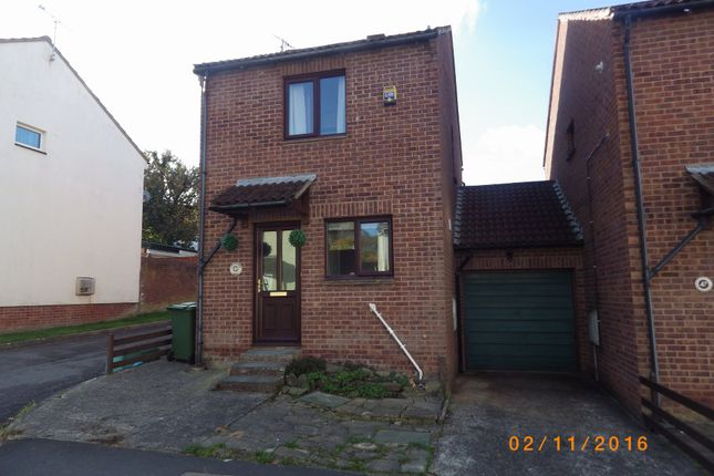 Thumbnail Link-detached house to rent in Long Meadow Drive, Barnstaple