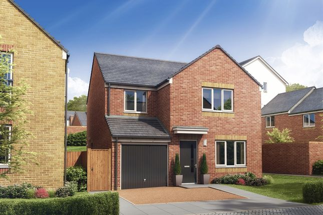 """4 bedroom detached house for sale in """"The Leith """" at The Wisp, Edinburgh"""