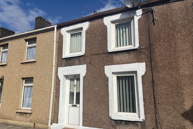 3 bed terraced house to rent in Upper West End, Port Talbot, Neath Port Talbot. SA13