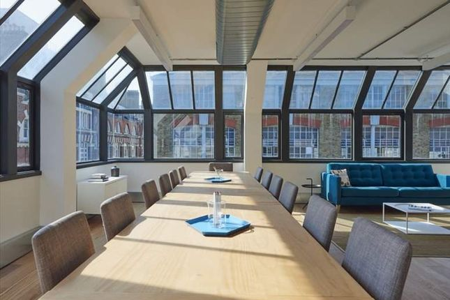 Office to let in Clifton Street, London
