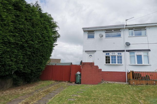 Thumbnail Property to rent in Meadow Rise, Brynna, Pont Y Clun