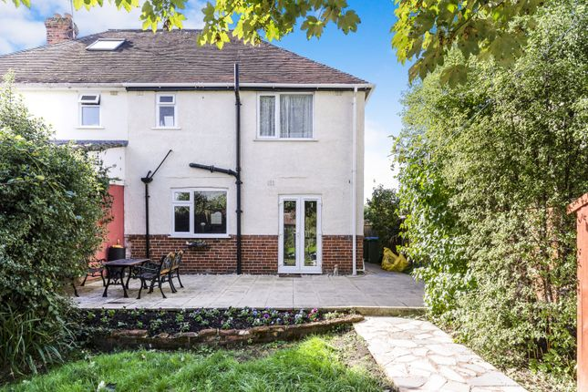 Thumbnail Semi-detached house to rent in Gudge Heath Lane, Fareham